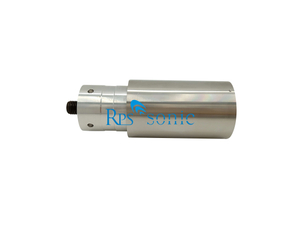 Rinco C20 Ultrasonic welding converter with two LEMO Plug 90°