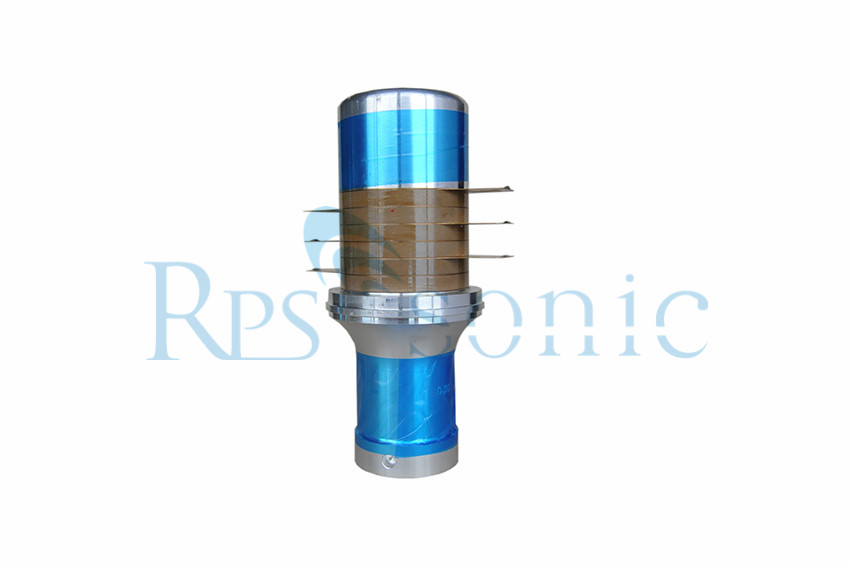 15Khz High Power Ultrasonic Welding Transducer Pzt-8