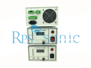 30Khz Min Size Digital Ultrasonic Power Supply for Ultrasonic Sealing Machine