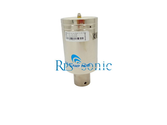 Original Branson Ultrasonic Transducers CJ20 For 2000 / 2000X actuator and IW systems.