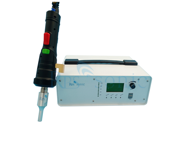 High Power Ultrasonic Spot Welding Equipment with Switchable Probe