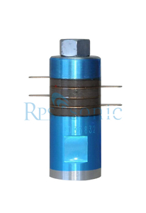 Ultrasonic Transducer 30Khz for Ultrasonic Cutting Probe