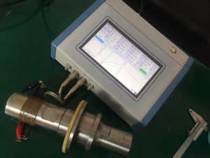 Ultrasonic Transducer And Horn Analyzer Or Testing And Tuning Power Ultrasonic Transducers