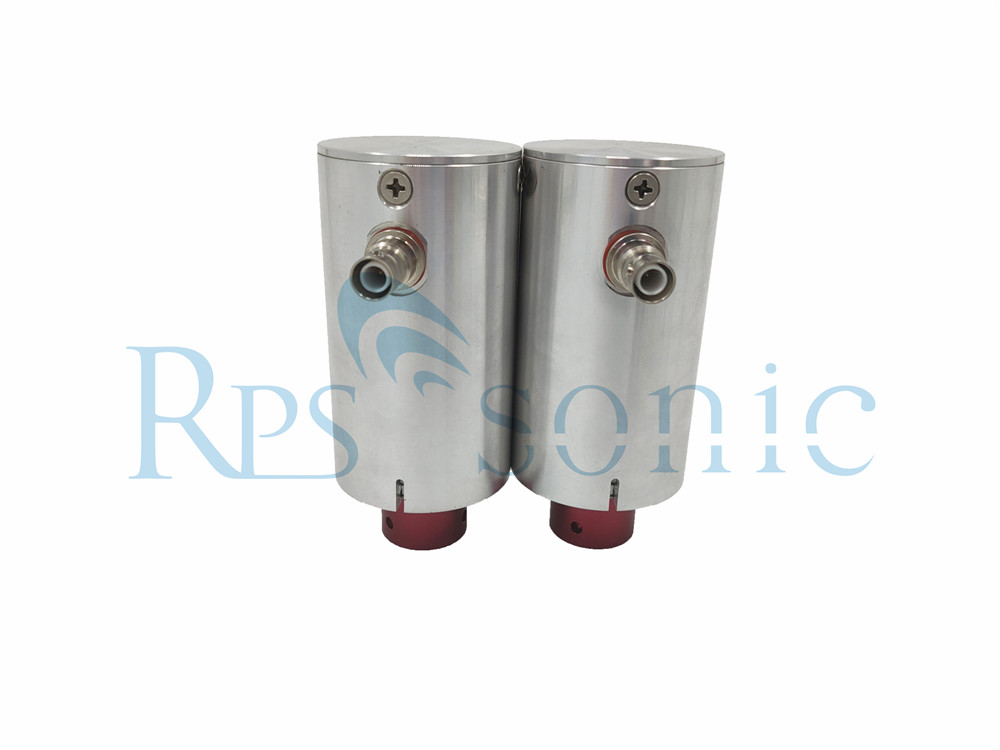 Dukane 41C28 Ultrasonic Converter for 40Khz Ultrasonic Welding